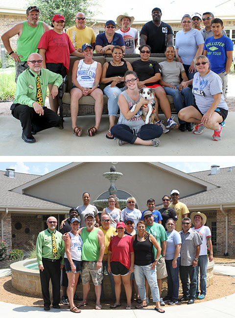 Summer Spruce Up in Fort Worth